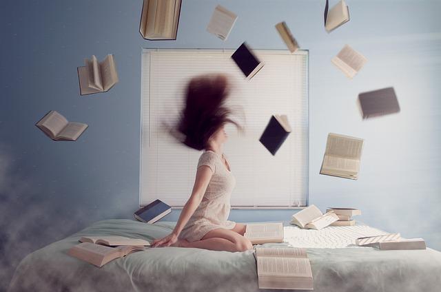 kobieta i ksiazki